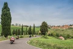 Reisen und Touren: Motorrad Kult Tour Toskana 2018