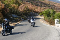 Motorcycle Tour: Provence Maritime Alps, the pearl of France