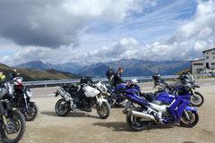 Reisen und Touren: Alpenpässe Tirol