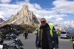 Reisen und Touren: Alpenpässe Dolomiten
