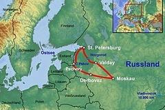Reisen und Touren: Moskau und St.Petersburg - Die Schnuppertour