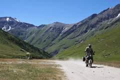 Reisen und Touren: Frankreich - Westalpen Motorradreise