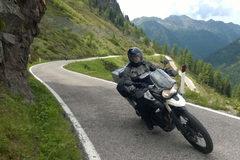 Motorcycle Tour: 7 days Bergamo Alps