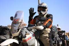Reisen und Touren: Die Trans - Afrika Reise: Enduro Expedition