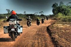 Reisen und Touren: Südamerika Motorradtour: Transamazonas Expedition