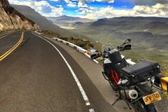 Reisen und Touren: Kolumbien, Ecuador Motorradreise: The new world ride