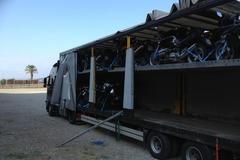 Motorrad-Transport: Motorradtransport Schottland