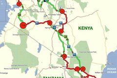 Reisen und Touren: Maasai Mara - 14 Tage Natur Pur auf zwei Rädern