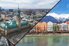 Motorrad-Transport: Bike Shuttle von Hamburg nach Innsbruck und zurück