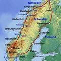 Reisen und Touren: Nordkap XXL