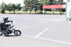 Training: 1 Tag Pitbike Knieschleifertraining in Rodgau