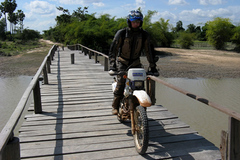 Reisen und Touren: Kambodscha Abenteuer Motorradreise