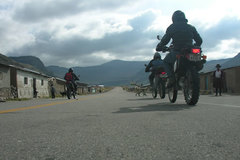 Kombi: Reise/Tour inkl. Training: Peru - Inka Motorradreise