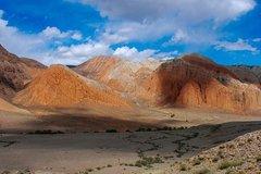 Reisen und Touren: Kirgistan: Naryn Motorradtour