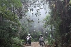 Motorcycle Tour: Colombia Caribbean & Desert