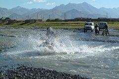 Reisen und Touren: Kirgistan: Tosor Motorradtour