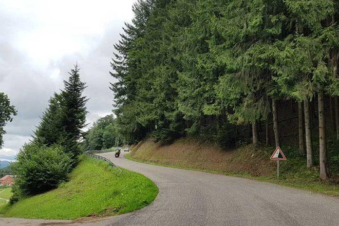 Klettersteig Vogesen : Vogesen und schwarzwald motourismo