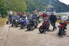 Motorcycle Tour: Bavarian Forest