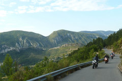Motorcycle Tour: French Alps