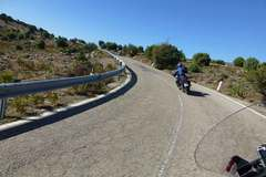 Motorcycle Tour: Sardinia - a paradise of curves in the Mediterranean