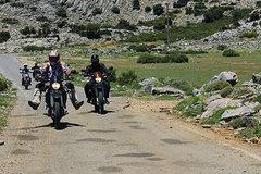 Motorcycle Tour: Adventure Tour