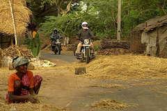 Motorcycle Tour: Coast-to-Coast with Enfield plant Chennai