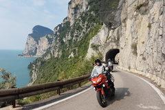 Motorcycle Tour: 7 days charming curves Lake Garda
