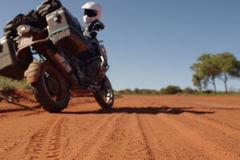 """Motorcycle Tour: Australia Fascination """"Top-Down"""""""