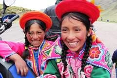 Reisen und Touren: Peru Motorradreise: Oxapampa's blaue Augen