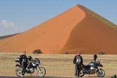Motorcycle Tour: 14 Days Namibia Tour