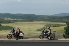Motorcycle Tour: Trans-Siberia Vladivodstok - Moscow