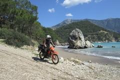 Motorcycle Tour: On the ways of the Lycians Antalya - Turkey