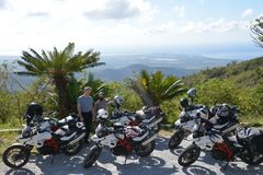 Motorcycle Tour:  Central Cuba on BMW F 700 GS