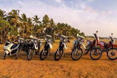 Motorcycle Tour: Sri Lanka Highlights Motorcycle Tour