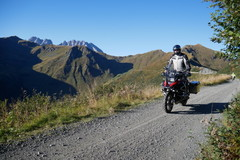 Motorcycle Tour: Friuli and Julian Alps On- / Offroad