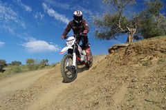 Motorcycle Tour: Trail riding with training in Andalusia
