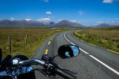 Motorcycle Tour: Irelands Wild North without guide