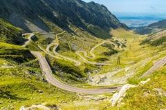 Motorcycle Tour: Romania - the Southern Carpathians