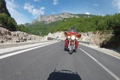 Motorcycle Tour: The Balkan Express