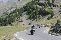 Motorcycle Tour: Through the Alps
