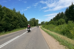 Motorcycle Tour: Moscow and St.Petersburg - The Taster Tour
