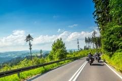 Motorcycle Tour: South Poland - Giant Mountains & High Tatras
