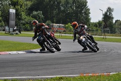 Motorcycle Training Course : Supermoto Training in Cheb (Czech Republic)