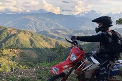 Motorcycle Tour: Costa Rica's Jungle Experience