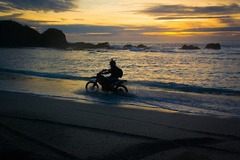 Motorcycle Tour:  8 Days Costa Rica