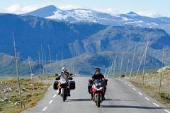 Motorcycle Tour: North Cape, Lofoten