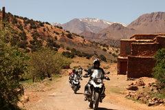 Motorcycle Tour: 10 Days Morocco Tour