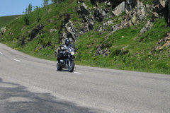 Motorcycle Tour: Alsace & Vosges - wooded mountainsides and vineyards