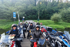 Motorcycle Tour: 4 Days from Franconia to Prague