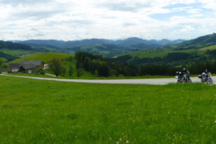 Motorcycle Tour: Mühlviertel, Waldviertel... off into the realm of curves!